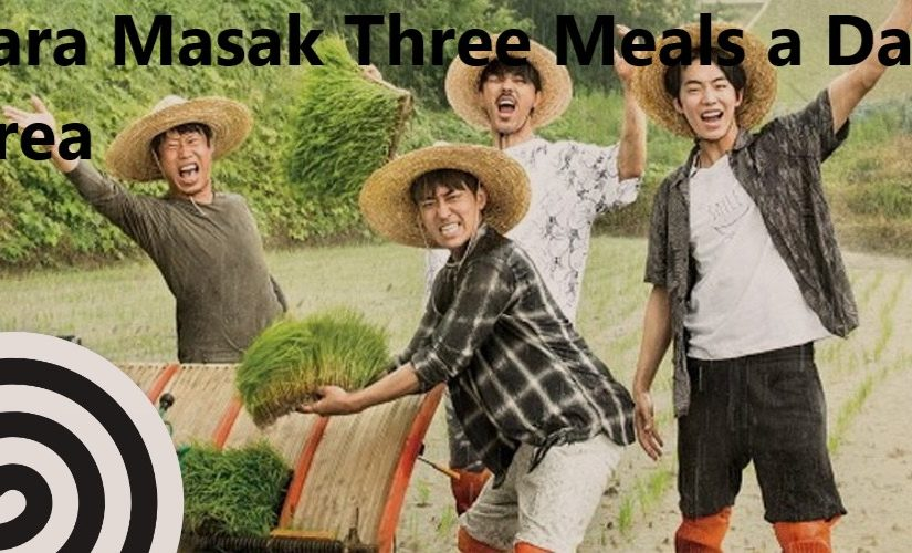 Acara Masak Three Meals a Day Korea